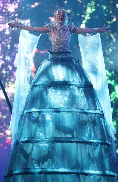 Kate Heidke Miller Eurovision 2019 Australia Decides Crinoline Stage