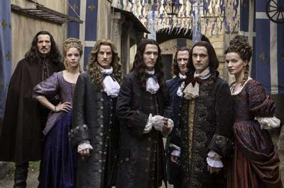 Versailles TV Show 2016 Historical Costumes