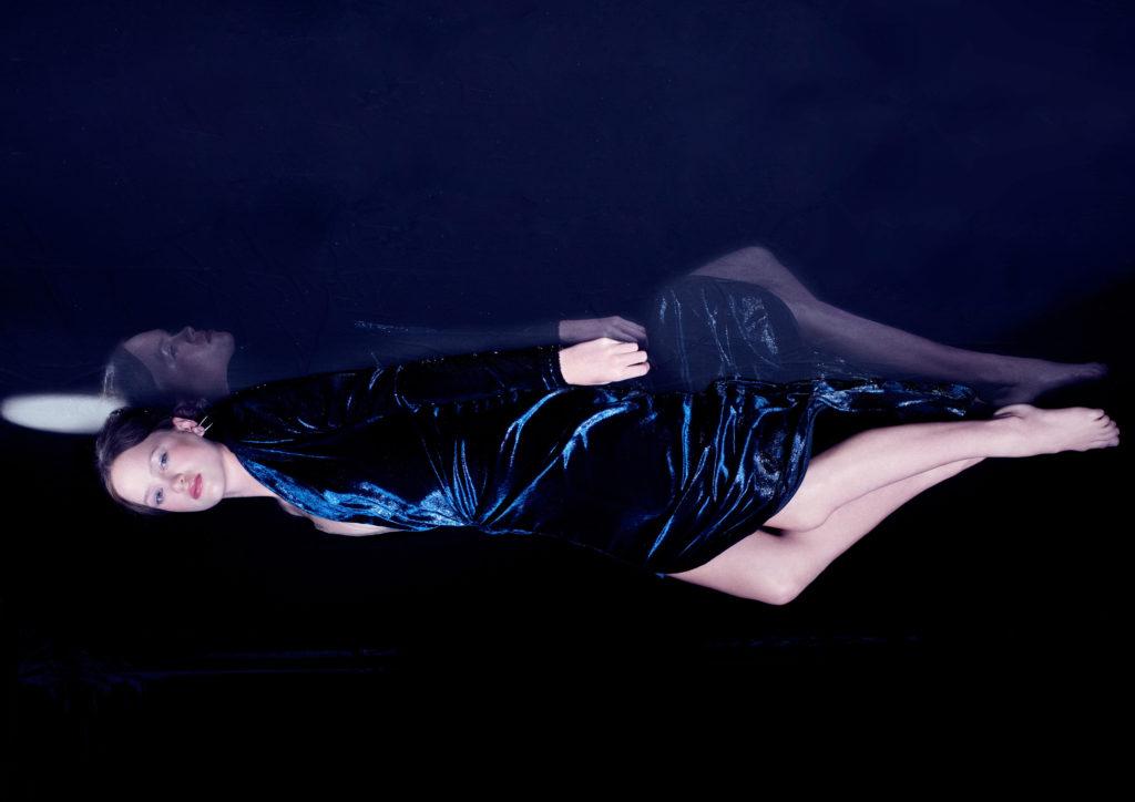 Moonrise Miecha Holland Blue Night Dress